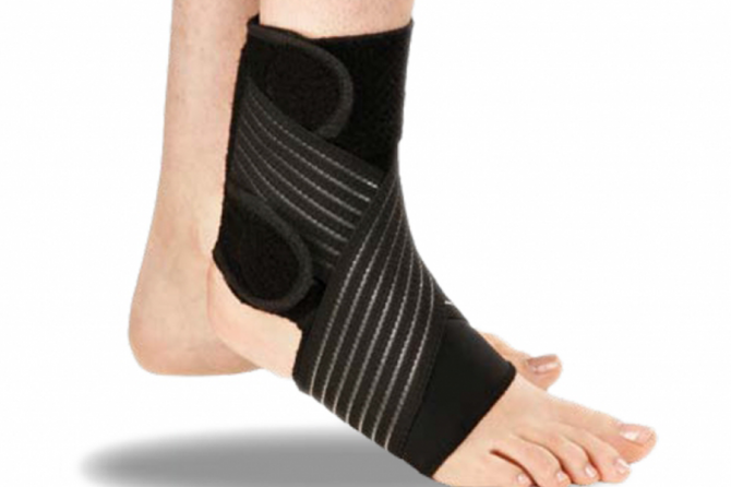 Simple Ankle Brace