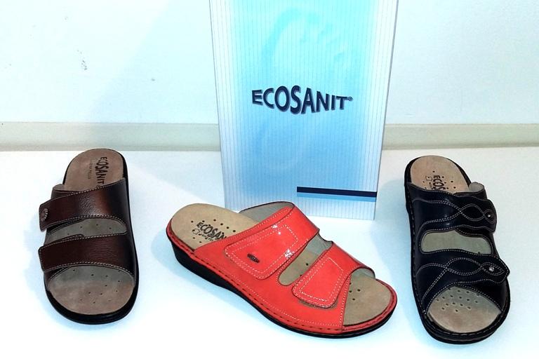 Ecosanit Footwear